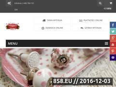 Miniaturka domeny www.dekoracje-upominki.pl