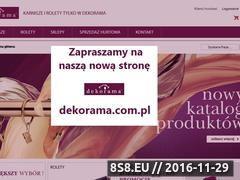 Miniaturka domeny dekorama.eu