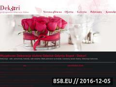 Miniaturka domeny www.dekori.pl