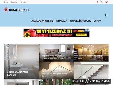 Zrzut strony Portal z pinezkami