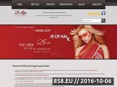 Miniaturka Salon DeLegge - stylizacja i wizaż (www.deleggesalon.pl)