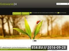 Miniaturka domeny www.delikatesowykosz.pl
