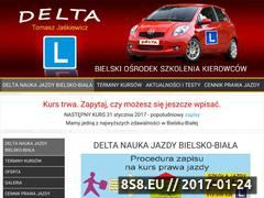 Miniaturka domeny www.delta.bielsko.pl