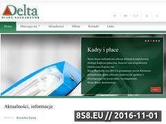Miniaturka domeny delta.waw.pl