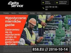 Miniaturka domeny www.deltaservice.com.pl