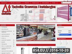 Miniaturka domeny deltate.com.pl