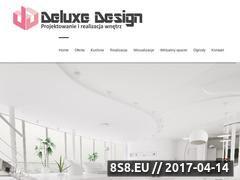 Miniaturka domeny deluxedesign.pl