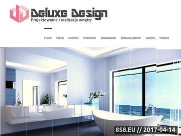 Zrzut strony Projektowanie i aranżacja wnętrz
