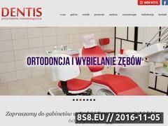 Miniaturka domeny den-tis.pl