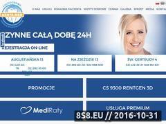 Miniaturka domeny denta-med.com.pl