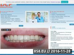 Miniaturka domeny www.dentalcare-practice.com.pl
