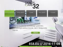 Miniaturka domeny dentalcare32.pl