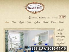 Miniaturka domeny dentalcity.com.pl