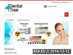 Miniaturka domeny dentaltree.pl