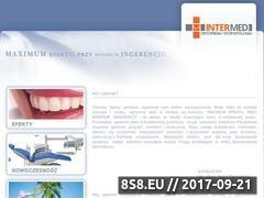 Miniaturka domeny www.dentysta.mazury.pl