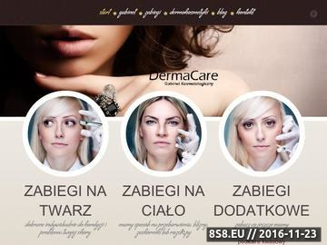 Zrzut strony Dobra kosmetyczka we Wrocławiu