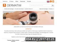 Thumbnail of Dermatim Website