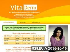 Miniaturka domeny dermatolog.kielce.pl