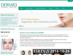 Miniaturka domeny www.dermiq.pl