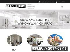 Miniaturka domeny www.designbud.pl