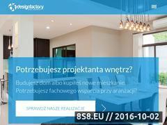 Miniaturka domeny designfactory-lodz.pl