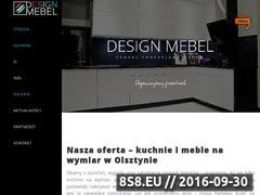 Miniaturka domeny designmebel.eu