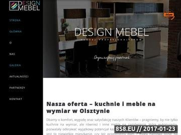 Zrzut strony Szafy na wymiar Olsztyn