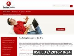 Miniaturka domeny www.designposition.eu