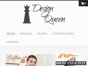 Zrzut strony Design Queen - obrazy z miedzi i mosiądzu
