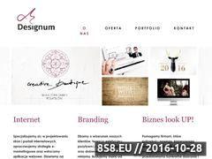 Miniaturka domeny designum.pl