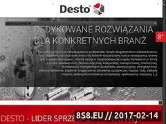 Miniaturka domeny desto.pl