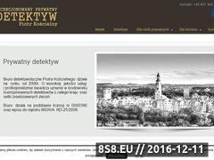 Miniaturka domeny detektyw-koscielny.pl