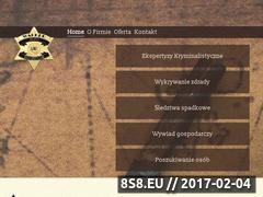 Miniaturka domeny detektyw-mazury.pl