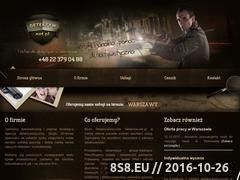 Miniaturka domeny detektyw.net.pl