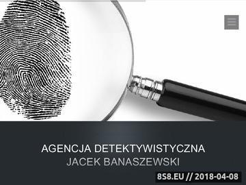 Zrzut strony Usługi detektywistyczne - detektyw Śląsk