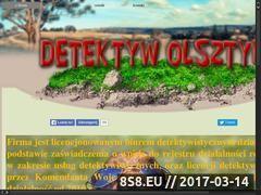 Miniaturka domeny detektywi-olsztyn.pl