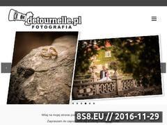 Miniaturka domeny www.detournelle.pl