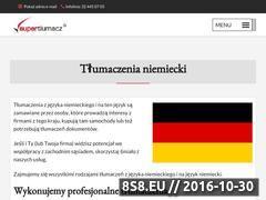 Miniaturka domeny deutsch24.pl