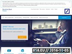 Miniaturka domeny www.deutschebank.pl