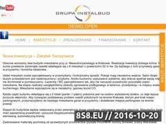Miniaturka domeny www.deweloper.grupainstalbud.pl
