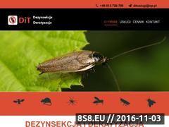 Miniaturka domeny www.dezynsekcja-pro.pl