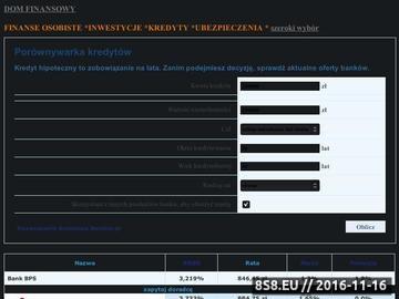 Zrzut strony Df1 - udane zakupy