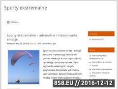Miniaturka domeny www.diakles-sport.pl