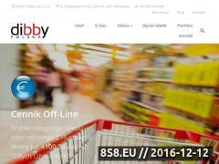 Miniaturka domeny dibby.pl