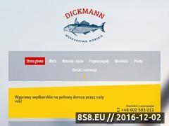 Miniaturka domeny dickmann.pl