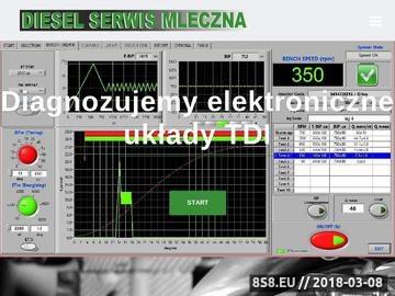 Zrzut strony Regeneracja Pompowtryskiwaczy - Diesel Serwis woj. dolnośląskie
