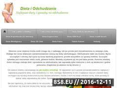 Miniaturka domeny dietaiodchudzanie.info