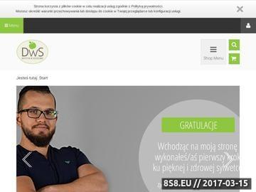 Zrzut strony Dietetyk w Szczecinie Jakub Piotrowski