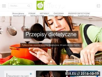 Zrzut strony Diety.pl