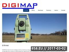 Miniaturka domeny www.digimap.pl